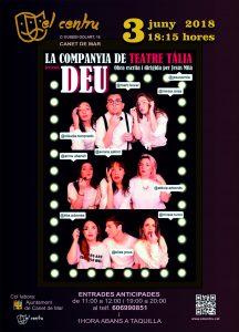 DEU - COMPANYIA DE TEATRE TÀLIA @ El Centru